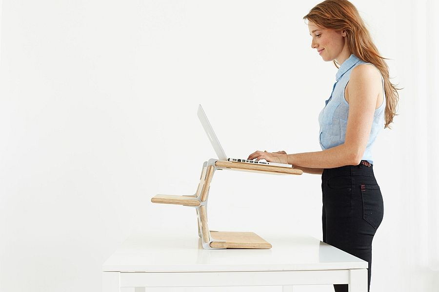 Amazing stand for laptop