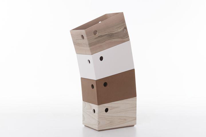 Модулна система за съхранение от Лино Стефано Visconti дизайнерска марка Formabilio
