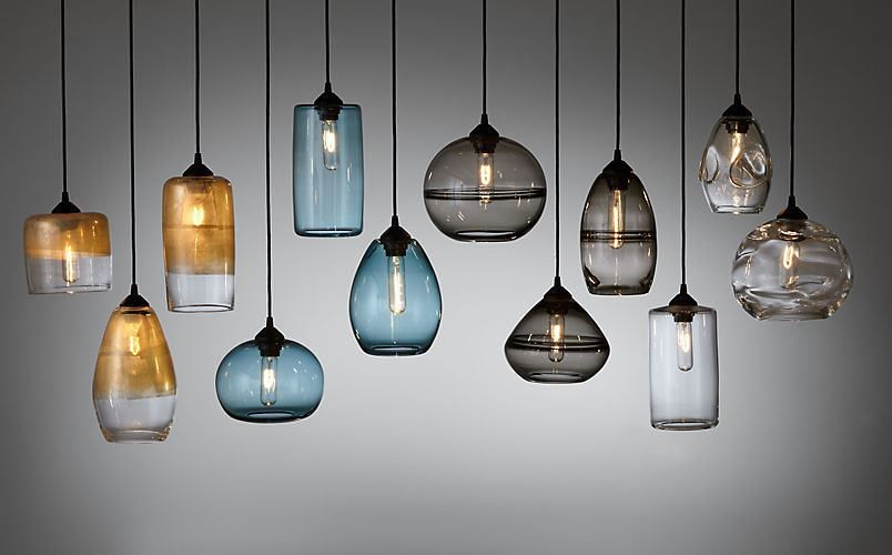 Lamps with translucent shades