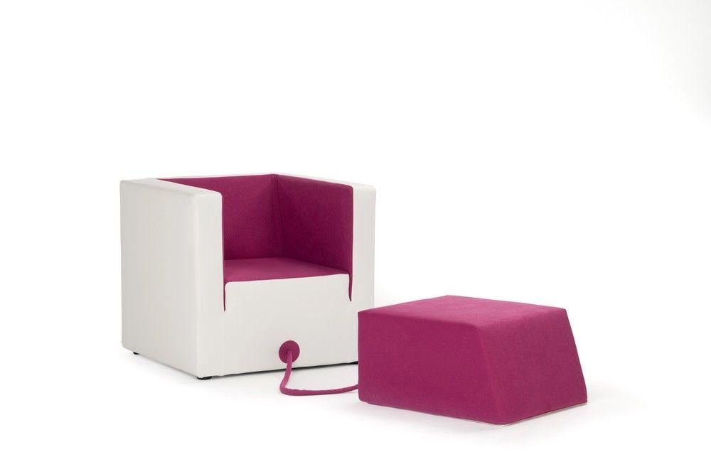 Необичайни стол Decube: простота, елегантност и творчески подход към развитието на необичайни проектни