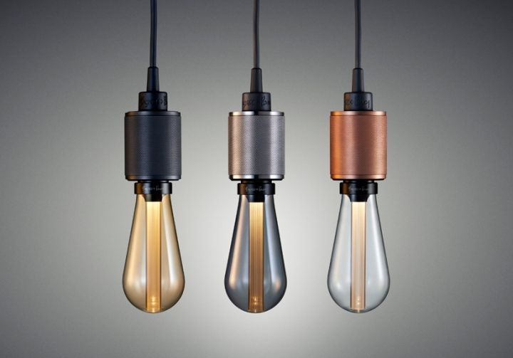 Unique pendant lamp from Buster and Punch