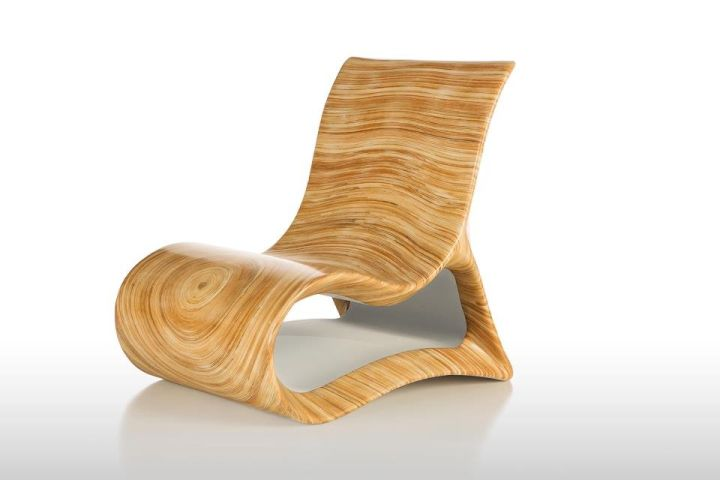 Mind-blowing chair for the terrace or garden