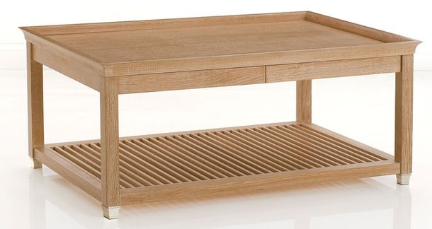 Coffee table in a collectible line Bonan