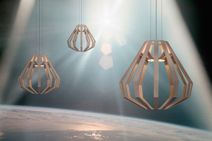 Pendant Lights Apollo 8 CM from Gaёl Wuithier