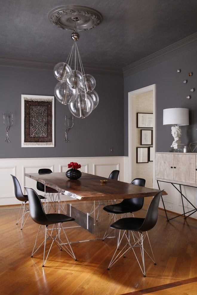 Chic spherical chandeliers Arteriors