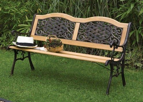 Пейки, изработени от дърво и метал - популярна и практичен вариант