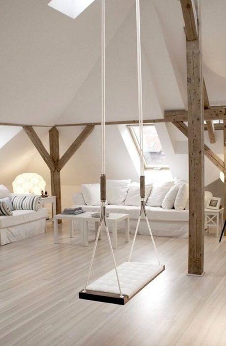 Създаване на по-голямо пространство в дома: зрелищните тавани и тавани