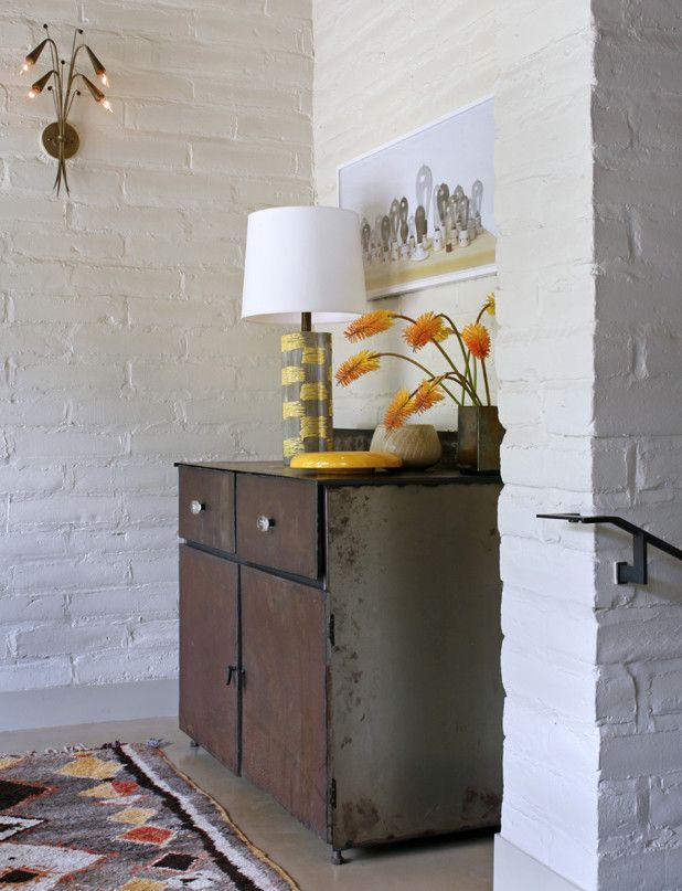 Table Lamp in the interior