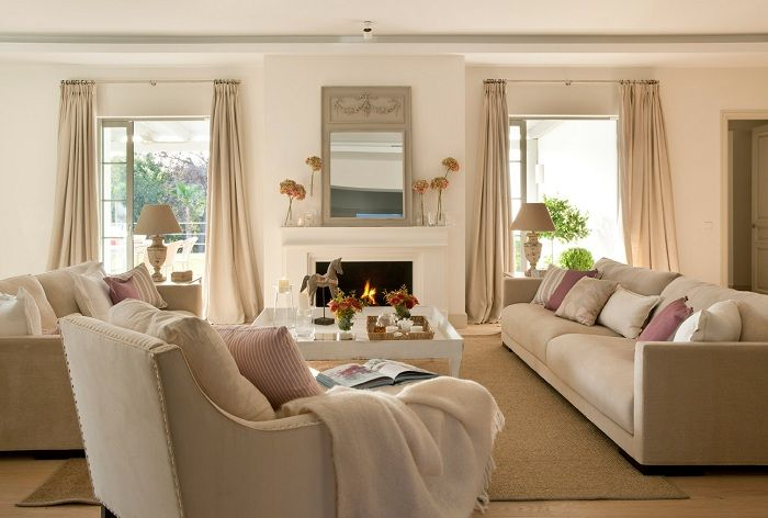 The best solution is ideally equip the room with warm and home trends.