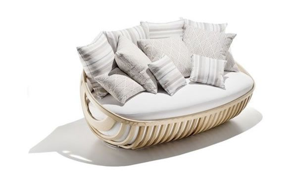 Уникални мебели за уютен вътрешен двор и отдих