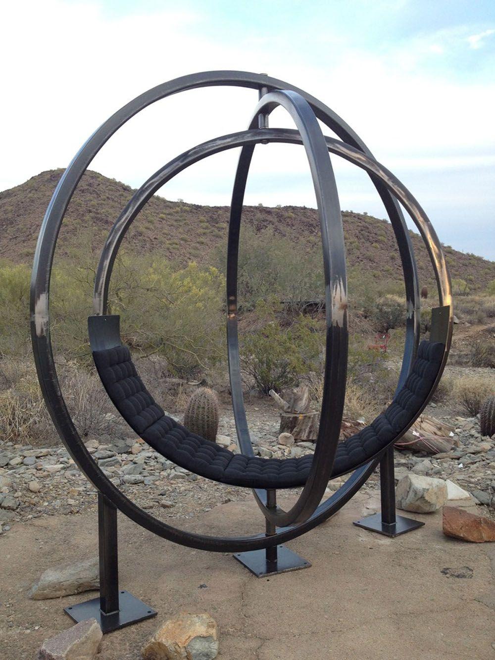 Нов дизайн на мебели - Въртящ се стол