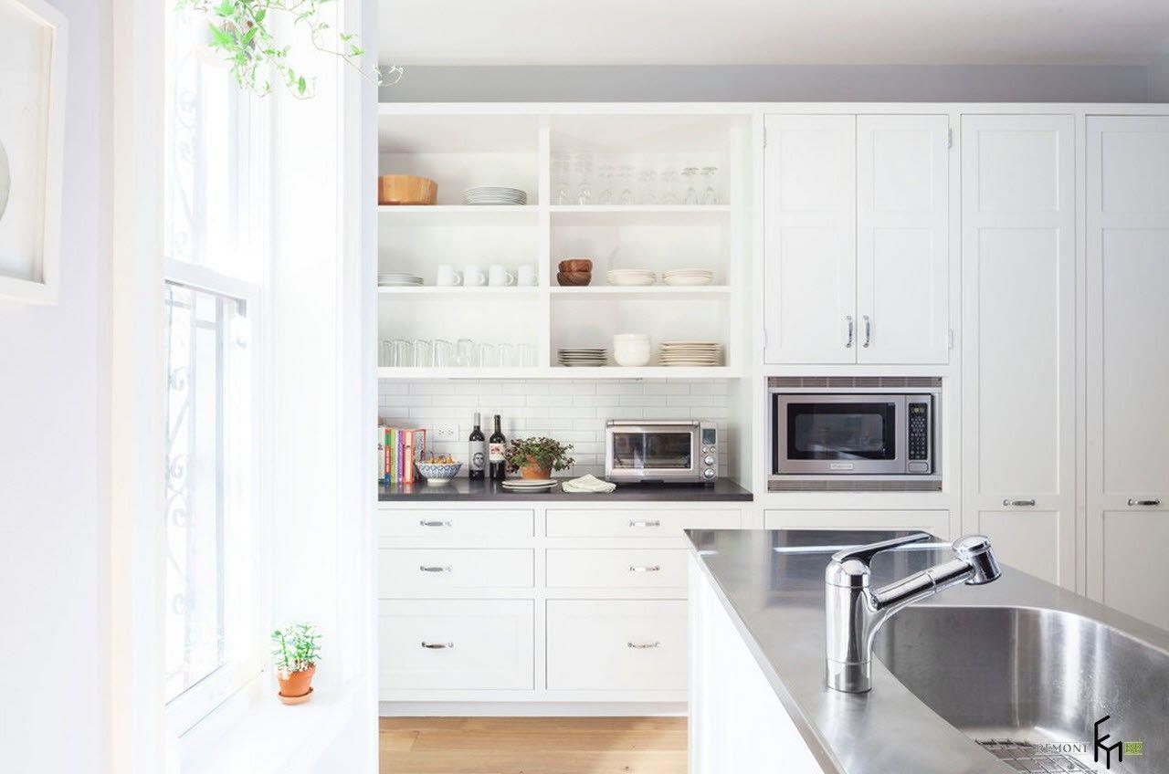 Disegno » Cucine Senza Elettrodomestici - Ispirazioni Design dell ...