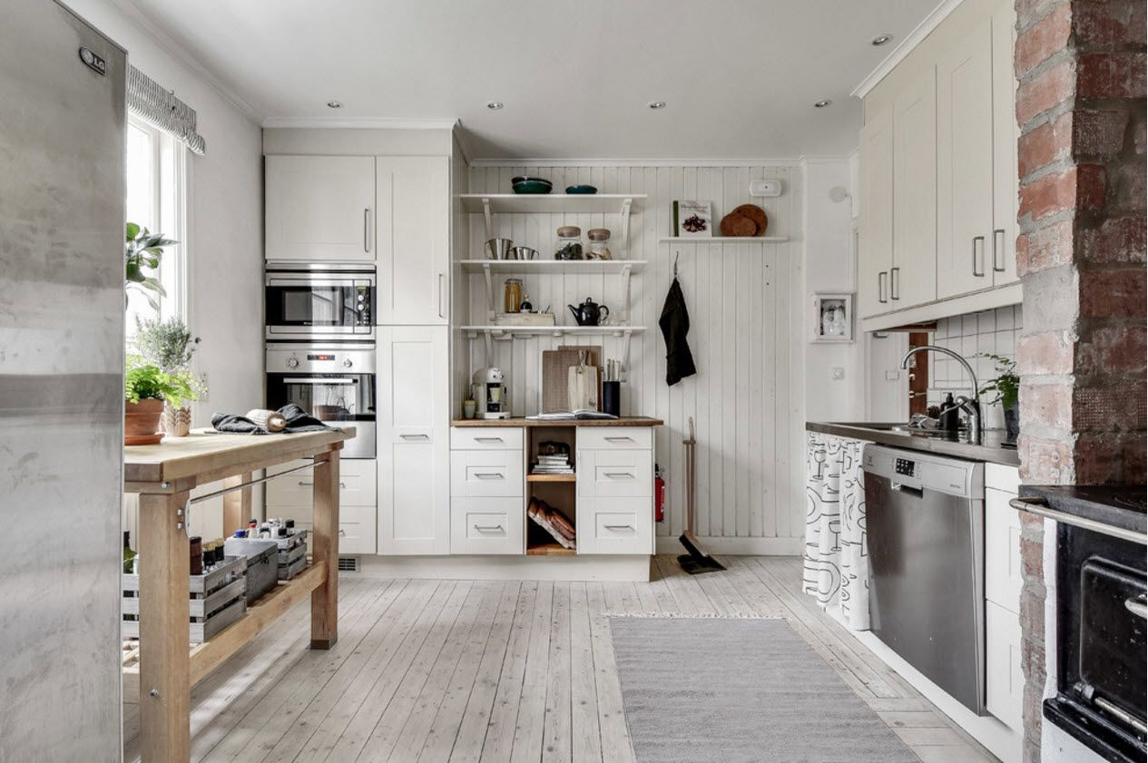Provence for private house kitchen