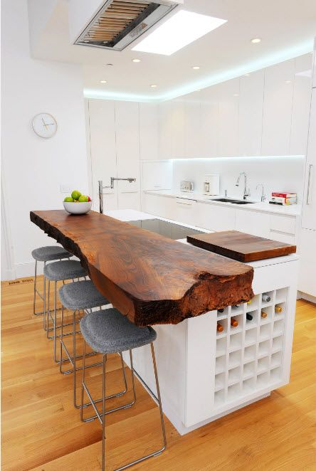 Unusual worktop