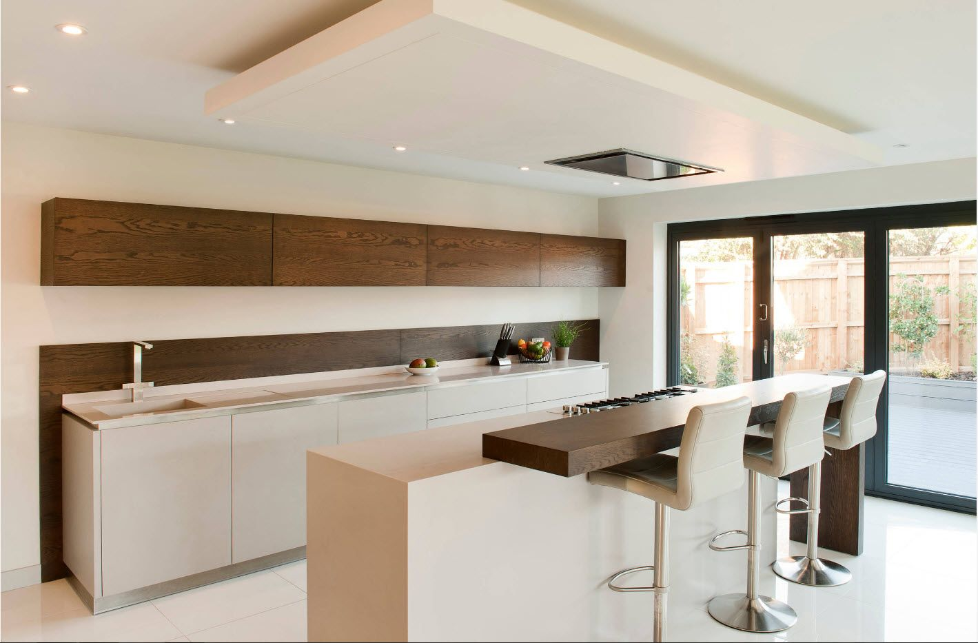 Rational design of the kitchen