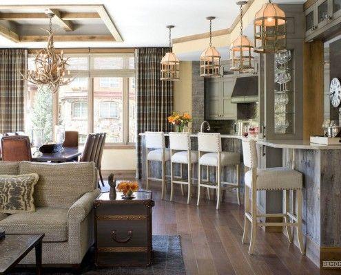 Vackra och originella gardiner för köket: fönsterdekoration ...