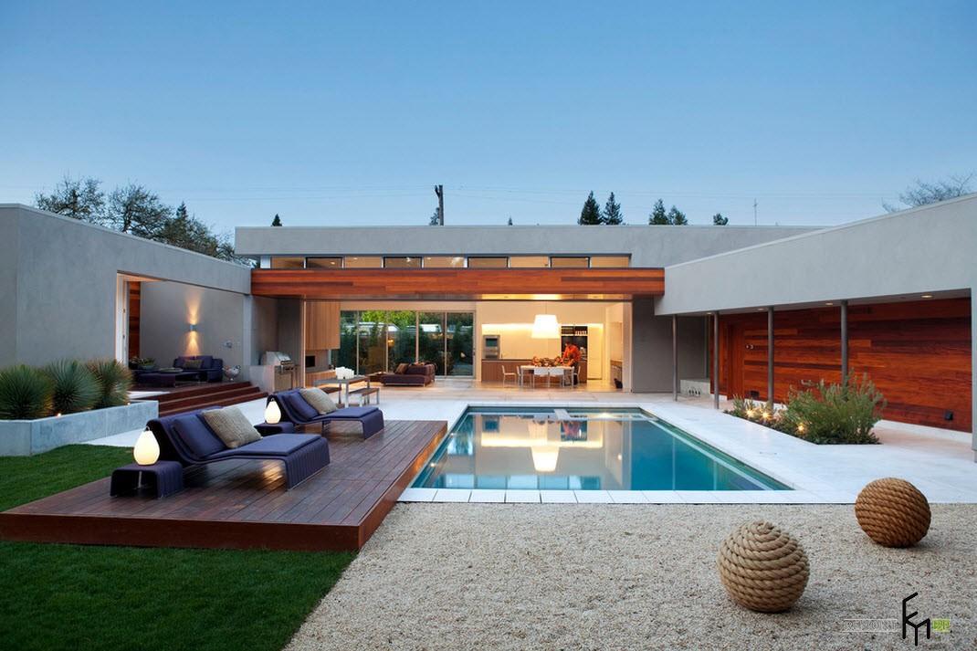 100 най-добрите идеи за дизайн басейн в селска къща
