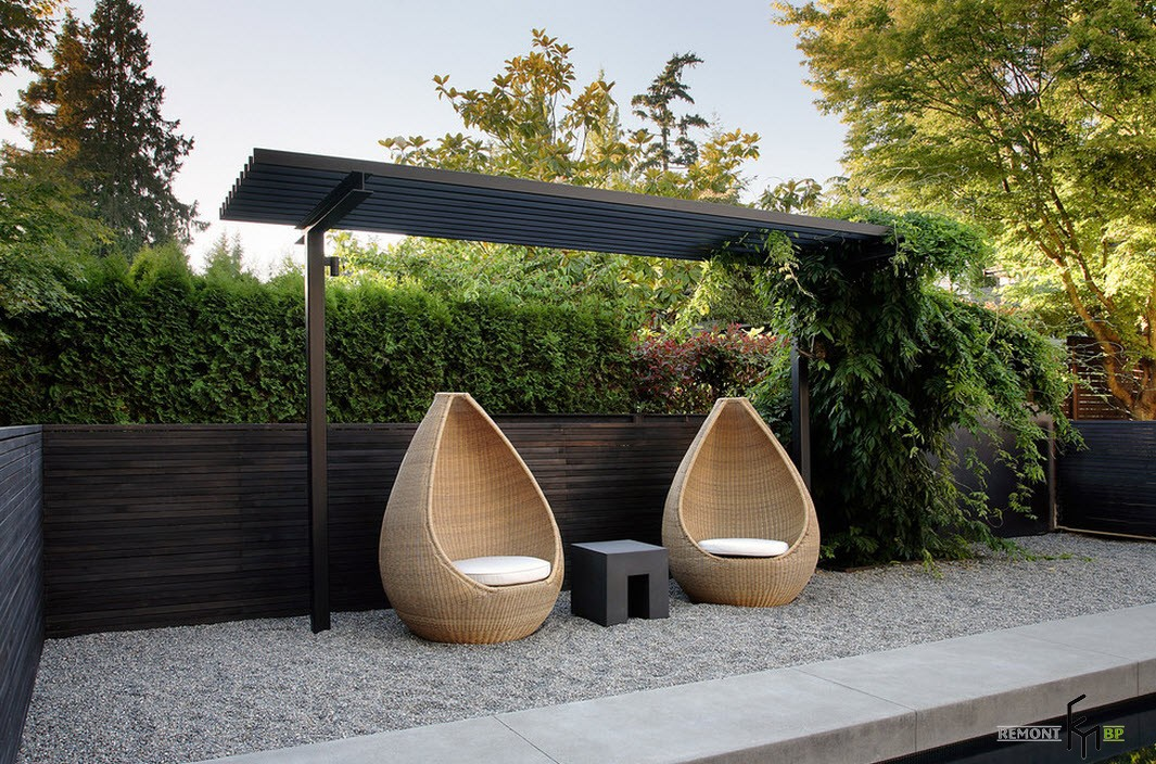 50 идеи за всичко модерен двор в селска къща - снимка