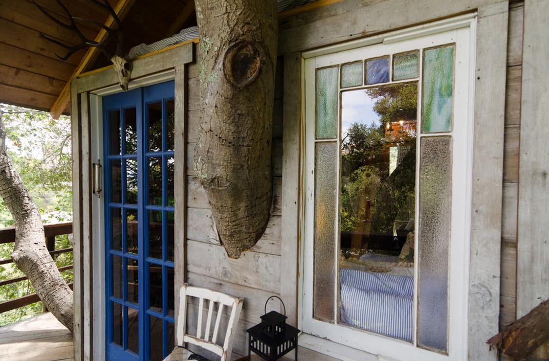Изграждане на малка къща на дърво: 35 необичайни примери