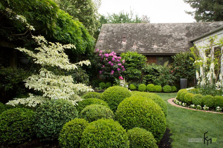 Красиви летни вили и селски къщи: дизайн и стил - снимка