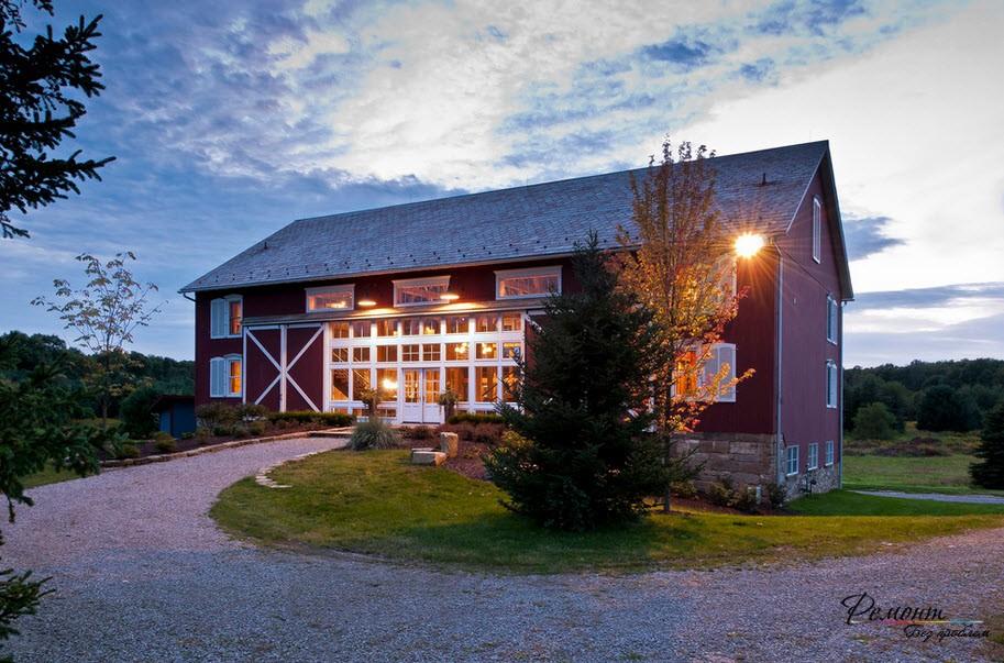 Красива и уникална къща в немски стил