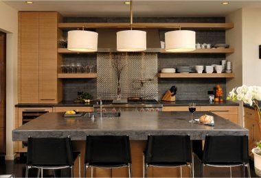 Кухня 13 кв. м: новые декорации и украшения 2019 года