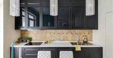 Фасады для кухни: выбираем стильную красивую мебель из сотни вариантов