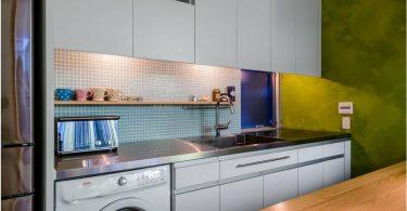 Vaskemaskin på kjøkkenet: Finesser og valgfrihet for bedre ergonomi
