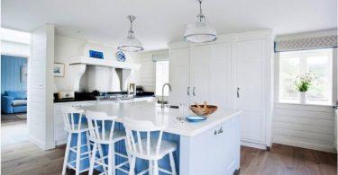 Kombinasjonen av farger i kjøkkenets indre: spektakulære designløsninger med levende eksempler på bildet