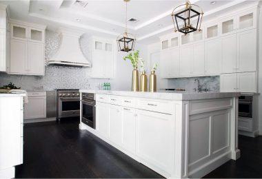 Кухня 18 кв.м: примеры просторных интерьеров для реализации любой дизайнерской задумки