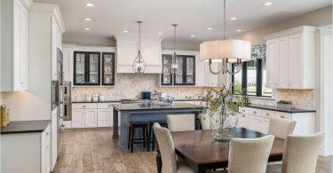Kjøkkendesign 16 kvm. m: mange ideer for din komfort