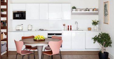 Bord og stoler til et lite kjøkken: 100 + ideer for å organisere spisestue på bilder