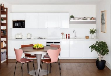 Столы и стулья для маленькой кухни: 100+ идей организации обеденной зоны в фотографиях