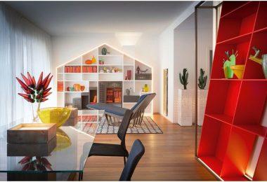 Stue 19 kvm. m: multifunksjonelle prosjekter for hver stil av hus eller leilighet