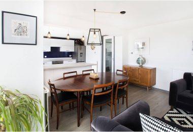 Kjøkken-stue: faktiske designideer i 2019