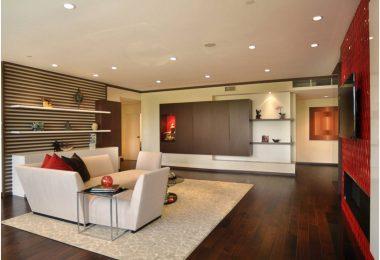 Системы хранения для гостиной – 100 вариаций на тему