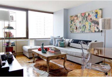 Маленькая гостиная – дизайн комнаты с большими возможностями