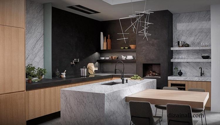 Дизайн Кухни в стиле баухаус: интересные дизайнерские решения и полезные советы