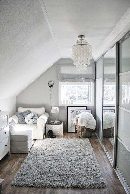 Utestående Tre anbefalinger for å innrede en liten leilighet | dizainall.com NN-13