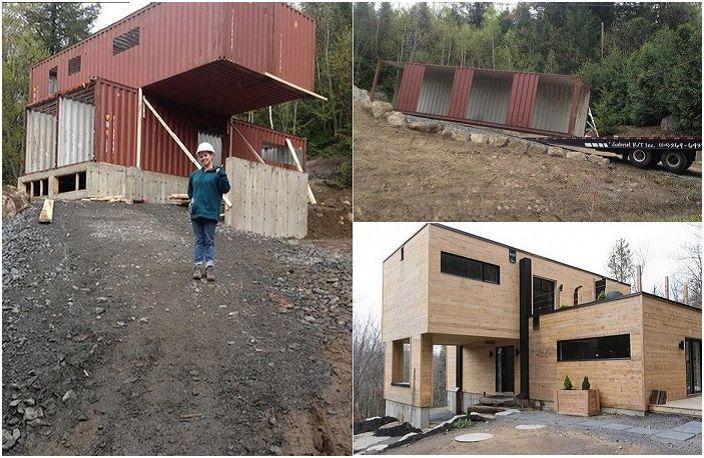 Onwijs Wat kunnen we een huis bouwen: een kwetsbaar meisje werd de auteur DE-24